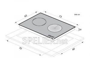 Bếp từ-Spelier-SPM-929H