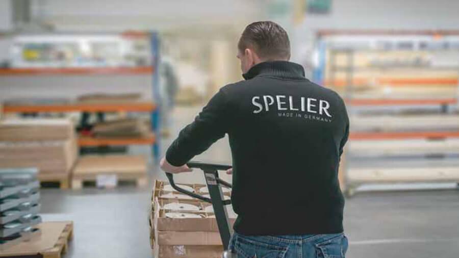 Quy trình sản xuất bếp từ Spelier