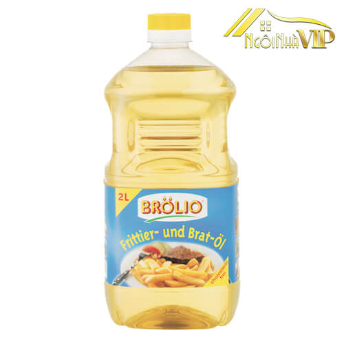 Dầu ăn Brolio