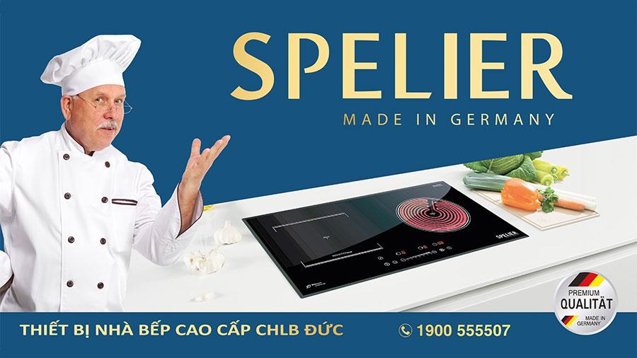 Nguồn gốc bếp từ Spelier